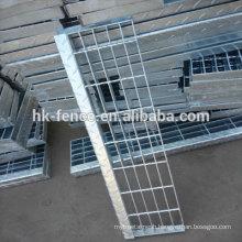 steel floor grating staris