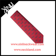 Dry-clean Only Wholesale 100% Handmade Silk Halloween Necktie