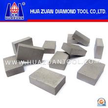 Segmento de diamante de qualidade superior para mármore (hz376)