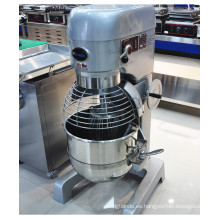 Mezclador industrial de la pasta de pan, mezclador de la harina del CE, mezclador de mezcla comercial usado del mezclador de alimentos mezclador