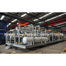 Stainless Steel Skid for Petrochemical