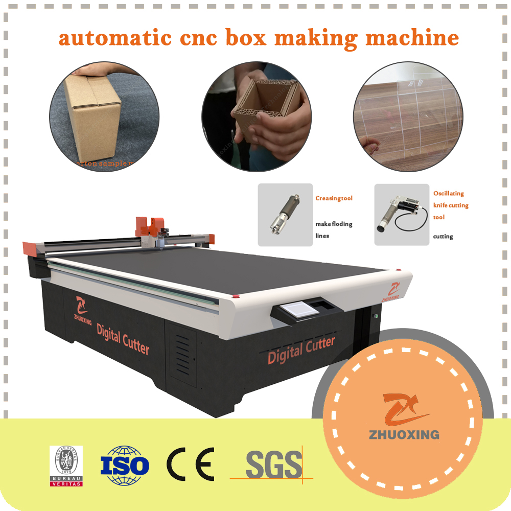 Box Making Machine for Sale