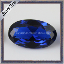 Diamante sintético oval de alta calidad de piedra suelta Spinel