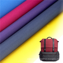 600D 100% Polyester Plain Oxford High Strength Fabric
