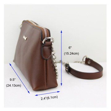 Ringan Kulit Tulen Mini Crossbody Bag