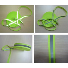 polyester reflective ribbon tape for safety