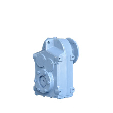 F series Professional standard Parallel Shaft-Helical Geared Motor Helical Gear box speed reducers