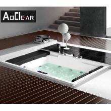 Aokeliya indoor spa tub and whirlpool bathtub acrylic unique bathtubs