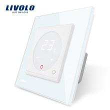 Livolo EU-Standard-Temperatursteuerungs-Heizgeräteschalter AC 110-250V VL-C7-01TM-11