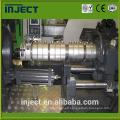 Proveedor de inyección de plástico máquina de moldeo en Ningbo peso inyección 1365g-1784g