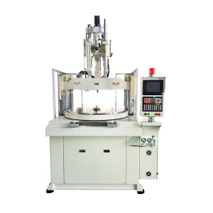 Rotary Table Injection Molding Machine(Verticl)