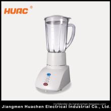 Küchengerät Juicer Blender Push Button Kunststoffglas