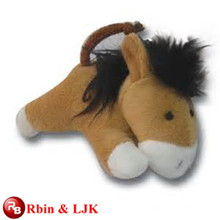 Meet EN71 and ASTM standard ICTI plush toy factory wholesale plush toy horse stuffed animal toy