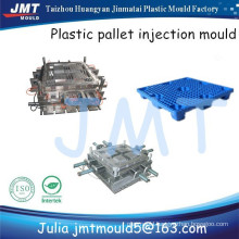 customized well designed plastic pallet injection high quality mold maker