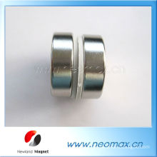 Strong Round Permanent Magnet