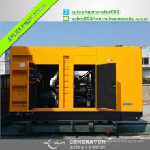 500kva shangchai diesel generator with Shangchai engine SC25G610D2