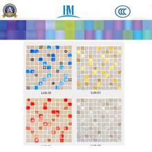 Suelo / Coloreado / Piscina / Pared de TV / Mosaico de vidrio