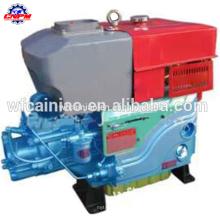 горячая распродажа 10 л. с. Водяной насос дизельный двигатель комплект, сделано в Китае