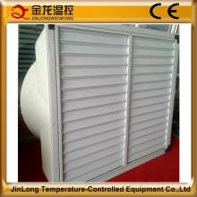 Jinlong FRP Ventilador de cono / Ventilador de escape de fibra de vidrio para aves de corral y casa verde