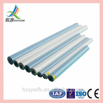 Woodpulp polyester nonwoven fabric Wash Cloth Rolls