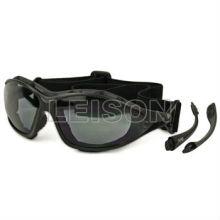 Óculos balísticos para fotografar e norma de segurança EN