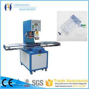 PVC Plastic Blood Bag Welding Machine