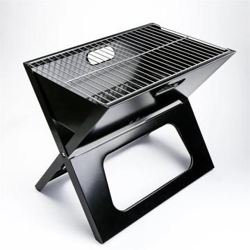 Charcoal X-Shape Einweggrill