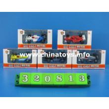 Brinquedo do carro do piloto da roda da sensação do metal (5 CORES) (320813)