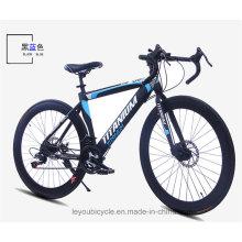 Bicicleta de estrada com engrenagem fixa de alta qualidade 700c 21 velocidades