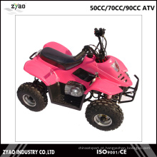 Cheap 50cc 4 Wheeler Crianças ATV Pequena Quad Bicicleta ATV Sports Quad 70cc / 90cc Quad ATV para Venda