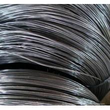 Hilos de clavo duros / alambre de encuadernación recocido negro / alambre de corte