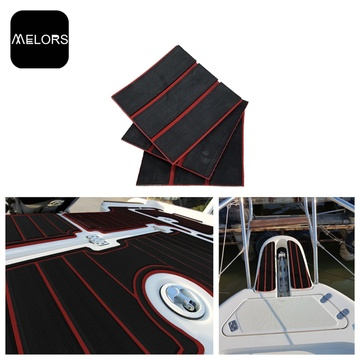 Melors Hot Tub Flooring Tapis de pont antidérapants Marin