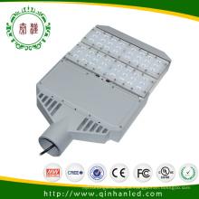 Lâmpada de rua solar exterior 90W / 100W da estrada do jardim do diodo emissor de luz do CREE