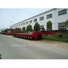 Reboque plataforma basculante 13 m, reboque camião pesado