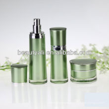 30ml 50ml Acrylic Airless Bottle With Pump