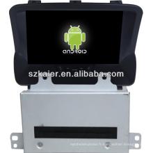 Android 4.1 dual core voiture gps pour Opel Mokka / Buick Encore avec GPS / Bluetooth / TV / 3G / WIFI