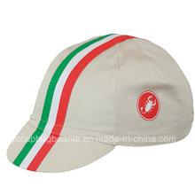 Kunden gute Qualität Baumwolle Stickerei Radfahren Cap Hut