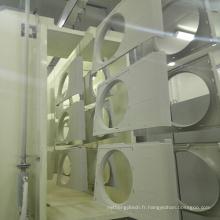 Four de polymérisation en poudre de bonne qualité