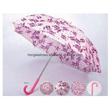 Red Rose Pattern: Child Umbrella
