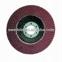 SATCdiamond flap disc