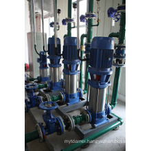 Single-Stage Electric Fire Fighting Multistage Pump