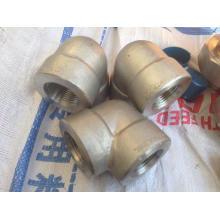 Forged Screwed-Threaded Socket Weld Tees
