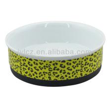 керамический продукт любимчика с силиконовой базы