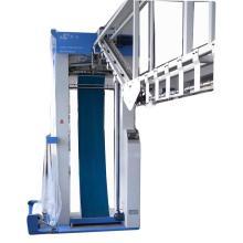 Machine d'emballage de surcouche automatique