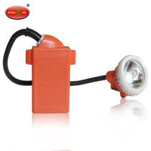 KL5LM (A) Grubenlampe Long shot Stirnlampe