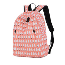 wholesale reusable wear-resistant oxford shoulders bag large capacity custom students school bag