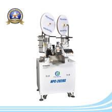 Ferramenta de decapagem automática do corte do fio da alta precisão, máquina de crimpamento terminal