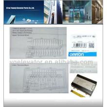 OMRON ascenseur plc, contrôle de l'ascenseur plc, CPM1A-40CDR-A-V1
