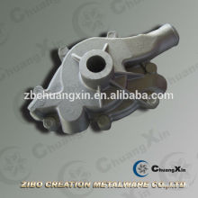 Aluminum casting auto accessory product water pump cover