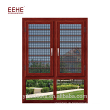 2017 Neue Design Aluminium Flügelfenster Preis für Nepal Markt